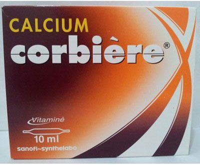 Thuốc Calcium Corbiere