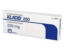 Thuốc-Klacid
