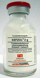 Thuốc kefzol