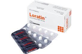 Thuốc loratin