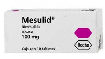 Thuốc Mesulid