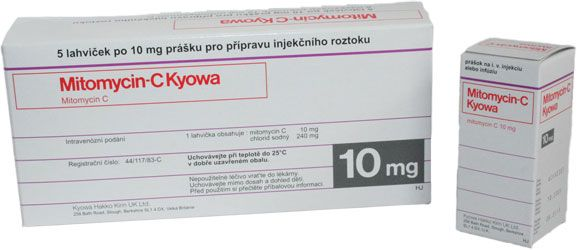 Thuốc Mitomycin-C-Kyowa