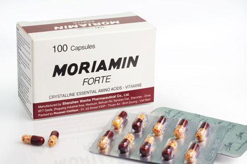 Thuốc Moriamin-Forte