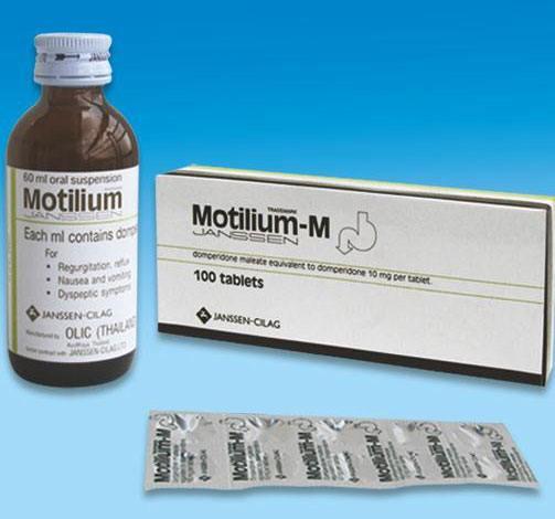 Motilium Hỗn Dịch – Motilium-M