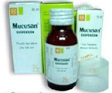 Thuốc Mucusan