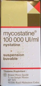 Thuốc Mycostatine