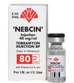 Thuốc Nebcin