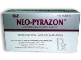 Thuốc Neo Pyrazon