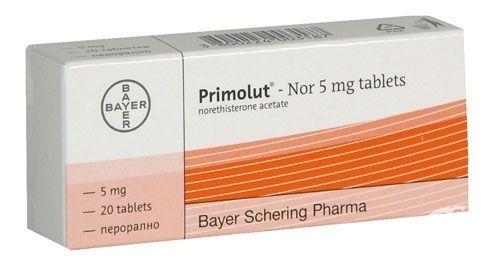 Thuốc Primolut-Nor 5 mg