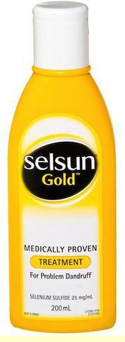 Dầu gội Selsun Gold