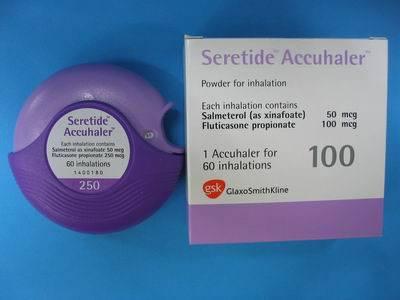 Seretide Accuhaler/Diskus