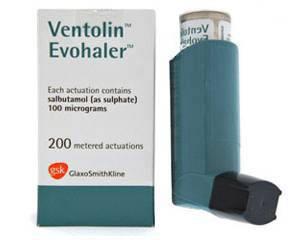 Thuốc Ventolin