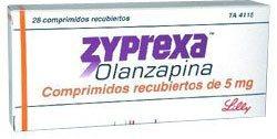 Thuốc Zyprexa