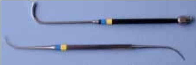 Dụng cụ sử dụng cho xoang trán