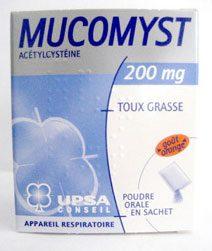 Thuốc Mucomyst