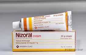 Thuốc trị nấm Nizoral cream