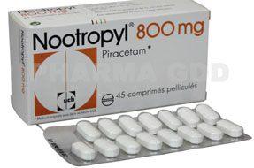 Thuốc nootropyl-800mg