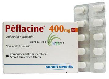 Thuốc Peflacine 400 mg
