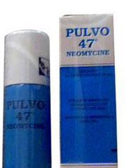 Thuốc Pulvo 47 Neomycine -