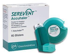 Thuốc Serevent