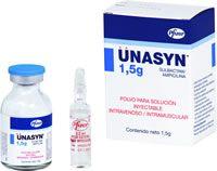 Thuốc Unasyn