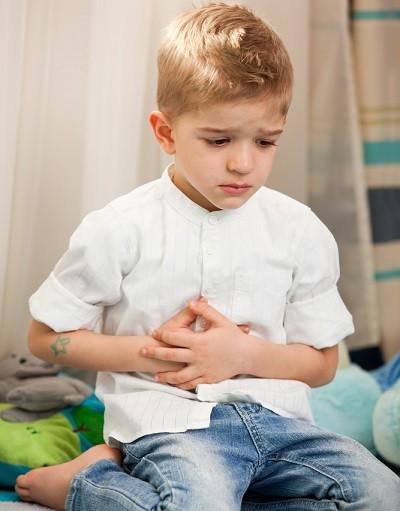 Điều trị đau bụng chức năng ở trẻ