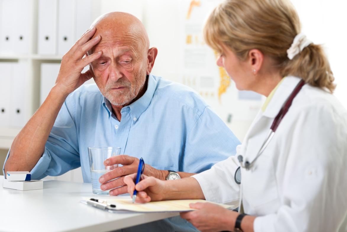 Sa sút trí tuệ không phải là dấu hiệu bình thường của tuổi già