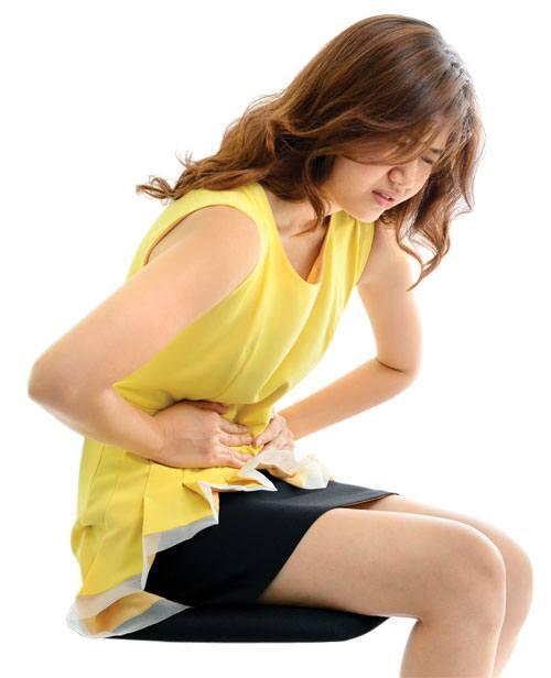 Cơn đau quặn thận là triệu chứng điển hình sỏi thận