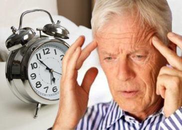 Nguyên nhân Rối loạn giấc ngủ (mất ngủ) ở người cao tuổi