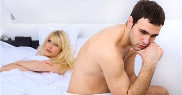 Khoảng 50% nam giới đôi khi bị Rối loạn cương dương tạm thời