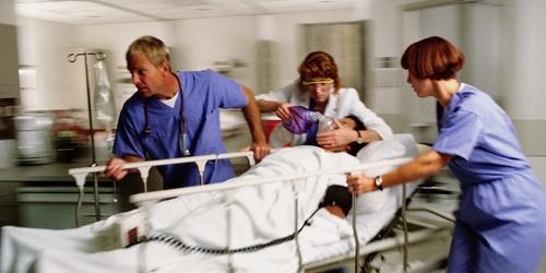 Cấp cứu bệnh nhân tăng huyết áp ác tính