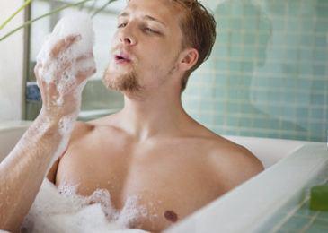 Có phải tắm làm cho huyết áp tăng cao