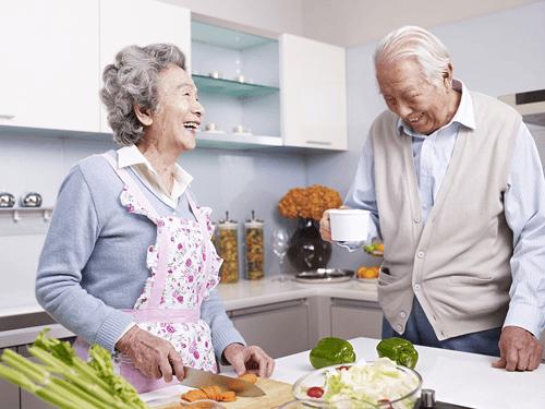 Các dấu hiệu thực thể của suy dinh dưỡng có thể khó ghi nhận ở người cao tuổi