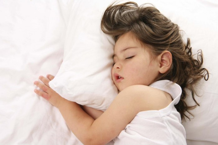 Rối loạn giấc ngủ ở trẻ em làm sao để khắc phục