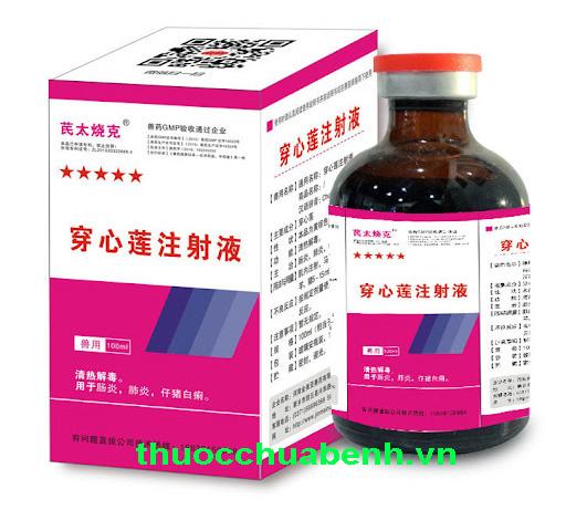 Thuốc tiêm Andrographolide