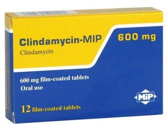 Thuốc Clindamycin – Kháng sinh