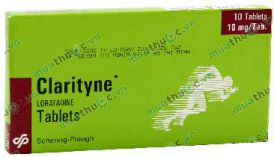 Thuốc Clarityne – kháng histamin