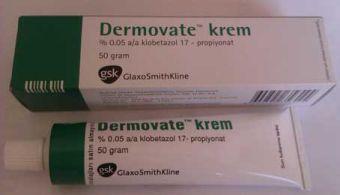 Thuốc Dermovate – thuốc mỡ bôi da