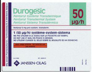 Thuốc Durogesic