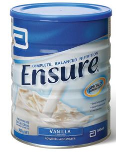 sữa ensure