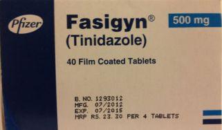 Thuốc Fasigyne