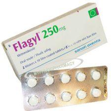 Thuốc Flagyl-250-mg