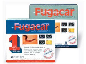 Thuốc Fugacar-500-mg