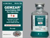 Thuốc Gemzar