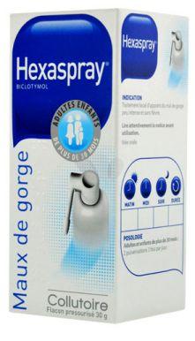 Thuốc Hexaspray