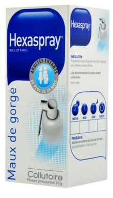 Hexaspray