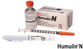 Thuốc Humulin