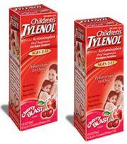 Thuốc Children's Tylenol