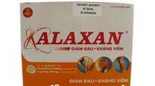 ALAXAN – Giảm đau, chống viêm