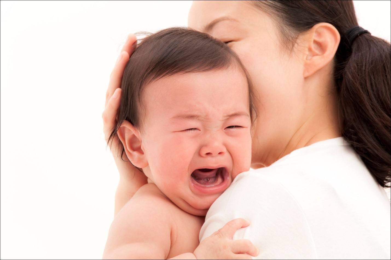 Trẻ quấy khóc: hiểu đúng và cách xử lý khi bé khóc nhiều